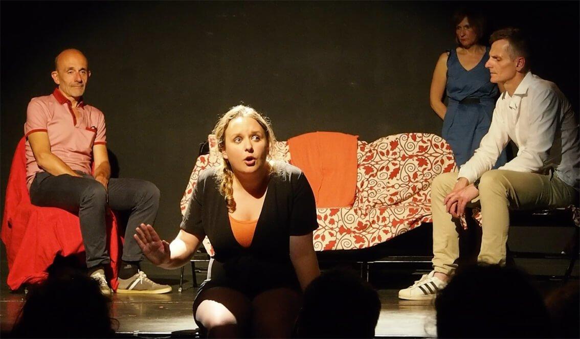 cours de theatre compagnie lagarce