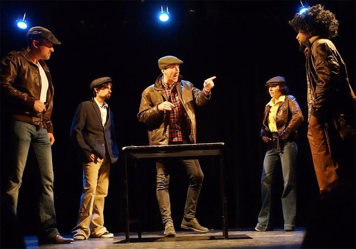 atelier theatre pour adultes sur paris