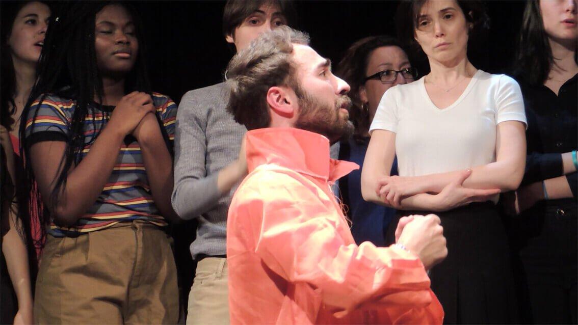 cours de theatre mediaspectacles pour professionnel